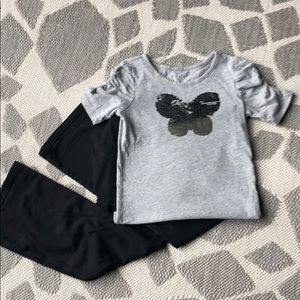 Other - Girls size 5/6 Combo. Children's Place & Justice🖤